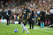 Alex Sandro of Juventus FC during the UEFA Champions League, Group H football match between Valencia CF and Juventus FC on September 19, 2018 at Mestalla stadium in Valencia, Spain - Photo Manuel Blondeau / AOP Press / ProSportsImages / DPPI
