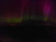 Aurora Borealis - Mt. Washington Observatory - March 2013