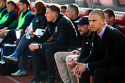 Dejan Grabić, head coach of Bravo during football match between NK Bravo and NK Celje in 13th Round of Prva liga Telekom Slovenije 2019/20, on October 5, 2019 in ZAK stadium, Ljubljana, Slovenia. Photo by Vid Ponikvar / Sportida
