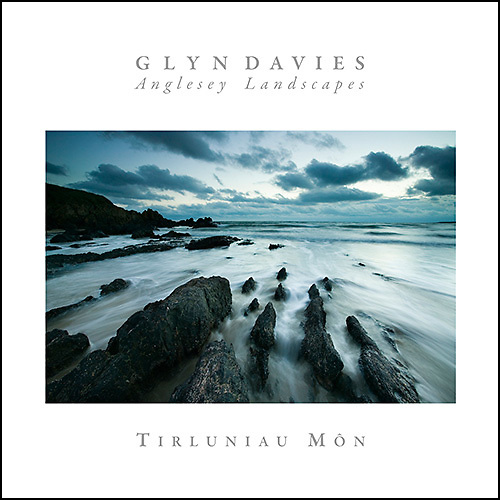 A book about the amazing island of Anglesey off the coast of North Wales. This is a long term exploration of the area photographically, through my eyes as an artist. It is NOT a topographical document of the place. This book is 120 pages and Hardback and contains 50 main plates. It is available from www.glyndavies.com.