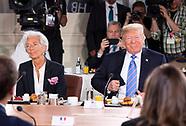 G7 leaders summit - Canada 9 June 2018