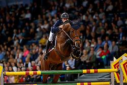 Stuhlmeyer Patrick, GER, Chacgrano<br /> Stuttgart German Masters 2017<br /> © Hippo Foto - Stefan Lafrentz