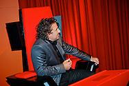 BUSSUM - In theater het Spant is de persviewing van The Voice Of Holland gehouden.  Met op de foto coach Marco Borsato. FOTO LEVIN DEN BOER - PERSFOTO.NU