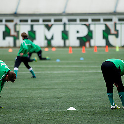 20130107: SLO, Football - First spring training session of NK Olimpija Ljubljana