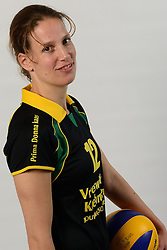 29-10-2014 NED: Selectie Prima Donna Kaas Huizen vrouwen, Huizen<br /> Selectie seizoen 2014-2015 / Meike Martijn