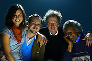 Cast of new Aussie film  Bran Nue Dae , from left Missy Higgins, Tom Budge, Geoffrey Rush, Ernie Dingo  Pic By Craig Sillitoe  07/08/2009 SPECIAL 000  Pic By Craig Sillitoe CSZ / The Sunday Age melbourne photographers, commercial photographers, industrial photographers, corporate photographer, architectural photographers, This photograph can be used for non commercial uses with attribution. Credit: Craig Sillitoe Photography / http://www.csillitoe.com<br />