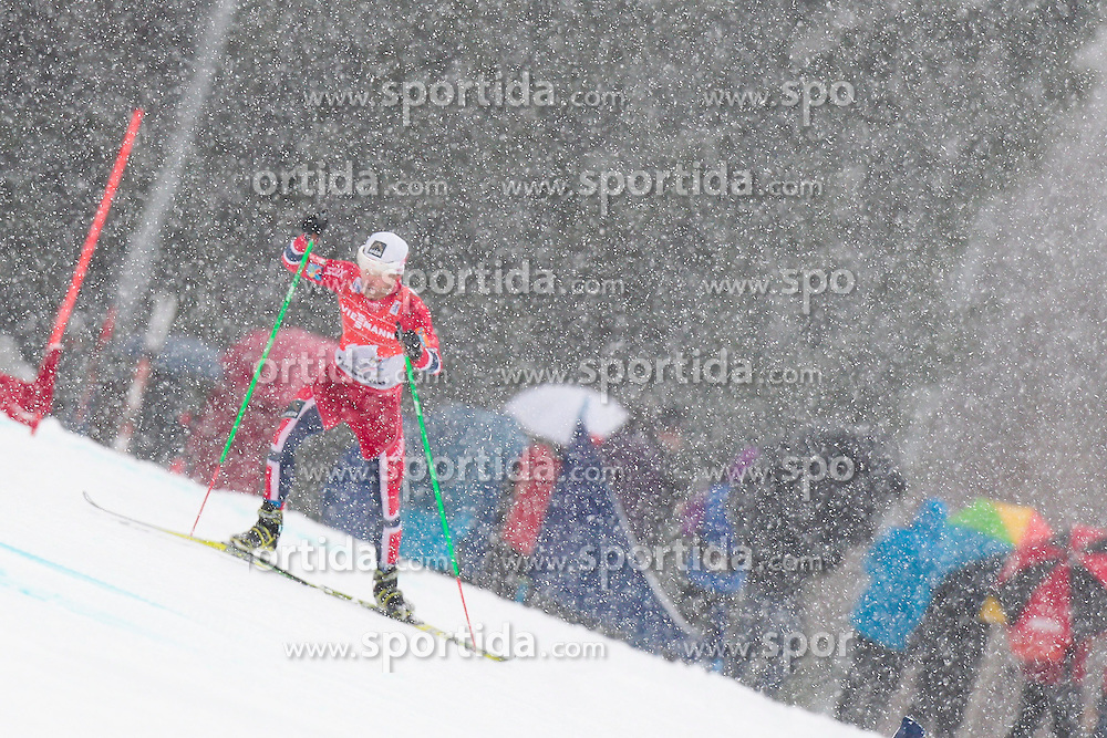 05.01.2014, Langlaufstadion, Lago di Tesero, ITA, FIS Tour de Ski, Langlauf Herren, Individual Start 9 Km, im Bild Sundby Martin (NOR) // during the Men 9 km Pursuit Cross Country of the FIS Tour de Ski 2014 at the Cross Country Stadium, Lago di Tesero, Italy on 2014/01/05. EXPA Pictures © 2014, PhotoCredit: EXPA/ Federico Modica