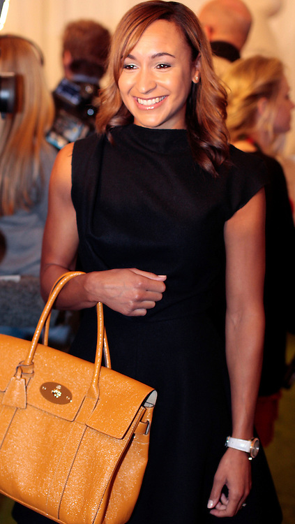 Jessica Ennis at the Mulberry show at London Fashion Week for Spring/Summer 2013 Tuesday, September 18th 2012. Photo by: Stephen Lock / i-Images<br /> File photo - Jessica Ennis Pregnant<br /> <br /> Team GB gold medallist Jessica Ennis announces this morning Friday 10th January 2014 via her Facebook fan page that she is pregnant. Photo filed Friday, 10th January 2014