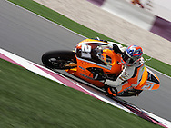 Frenchman Amaud Vincent, 250cc, MOTO GP, Commercial Bank Grad Prix, Losail International Circuit, 8 Apr 06