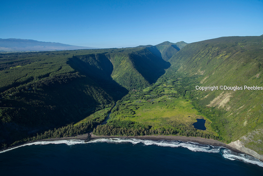 Waipio Valley, North Kohala, Big Island of Hawaii