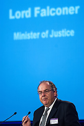 Lord Falconer, Minister of Justice, speaking at The Probation Service centenary celebration June 2007 UK