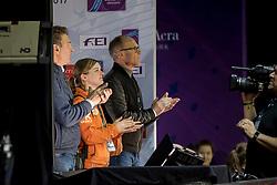 Witte-Vrees Madeleine, NED, Cennin<br /> Grand Prix de Dressage<br /> FEI World Cup Dressage Final, Omaha 2017 <br /> © Dirk Caremans<br /> 30/03/2017