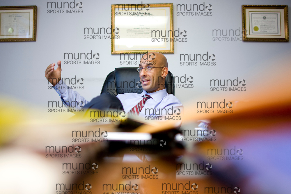 --20070831- Detroit, Michigan,USA-- Detroit, Michigan  lawyer Shereef Akeel has seen his practice change from personal injury to fighting for human rights since the September 11, 2001 terrorist attacks..AFP PHOTO/Geoff Robins