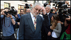 AUG 23 2013 Dave Lee Travis in court