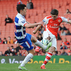 Arsenal v Reading | Under 21 league | 13 April 2015