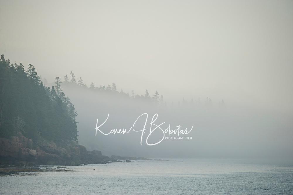 Travels to Bar Harbor, Maine.  ©2016 Karen Bobotas Photographer