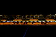 30th November 2018, Tannadice Park, Dundee, Scotland; Scottish Championship football, Dundee United versus Ayr United; General view of Tannadice Park, home of Dundee United