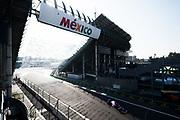 October 27-29, 2017: Mexican Grand Prix. Pierre Gasly, Scuderia Toro Rosso, STR12