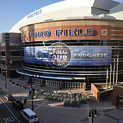 Ford Field Photos