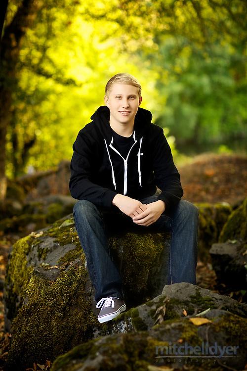 Portland, Oregon High School Senior Portrait Photography by Craig Mitchelldyer. <br /> <br /> www.craigmitchelldyer.com<br /> <br /> 503-513-0550
