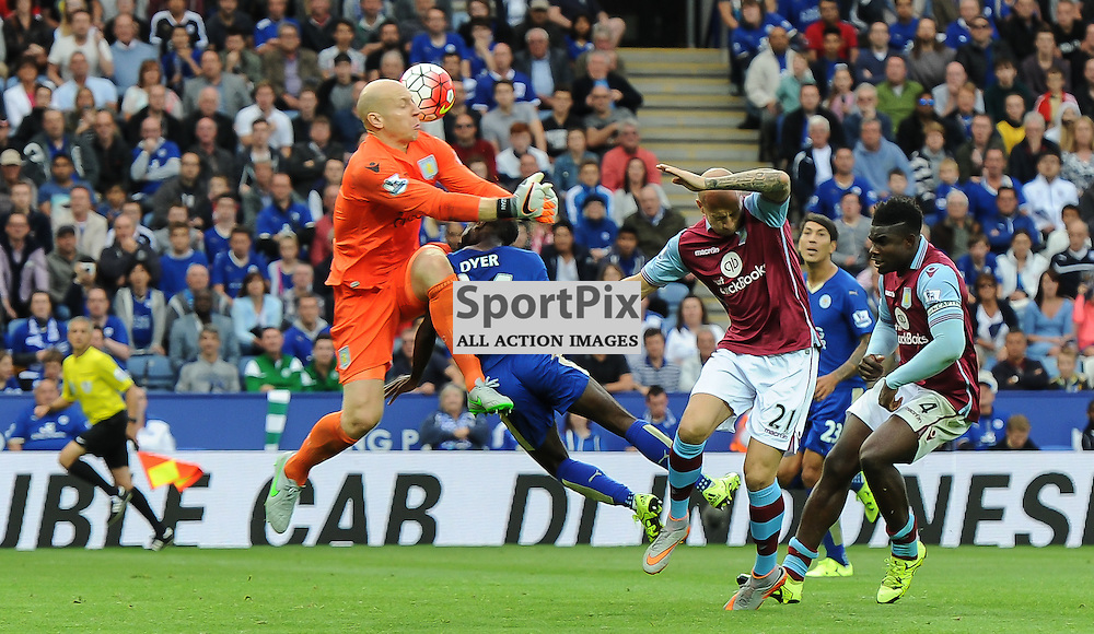 Nathan Dyer dives in bravely to head the winning goal (c) Simon Kimber | SportPix.org.uk