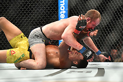 December 8, 2018 - Toronto, Ontario, Canada - ALEX OLIVEIRA against GUNNAR NELSON at UFC 231 at the Scotiabank Centre in Toronto, December 08, 2018. (Credit Image: © Igor Vidyashev/ZUMA Wire)