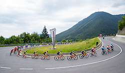 09.07.2019, Frohnleiten, AUT, Ö-Tour, Österreich Radrundfahrt, 3. Etappe, von Kirchschlag nach Frohnleiten (176,2 km), im Bild Peloton am Semmering // Peloton at Semmering during 3rd stage from Kirchschlag to Frohnleiten (176,2 km) of the 2019 Tour of Austria. Frohnleiten, Austria on 2019/07/09. EXPA Pictures © 2019, PhotoCredit: EXPA/ Johann Groder