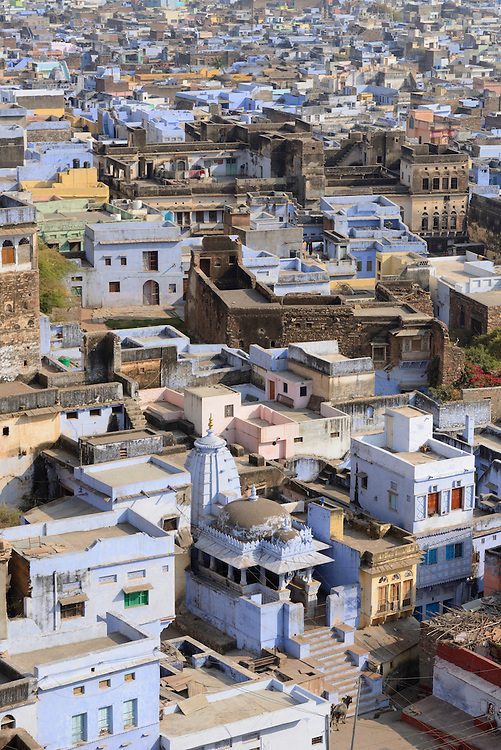 City of Bundi, Rajasthan,India,Asia..