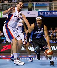 Auckland-Basketball, NBL, Breakers v Adelaide 36's.