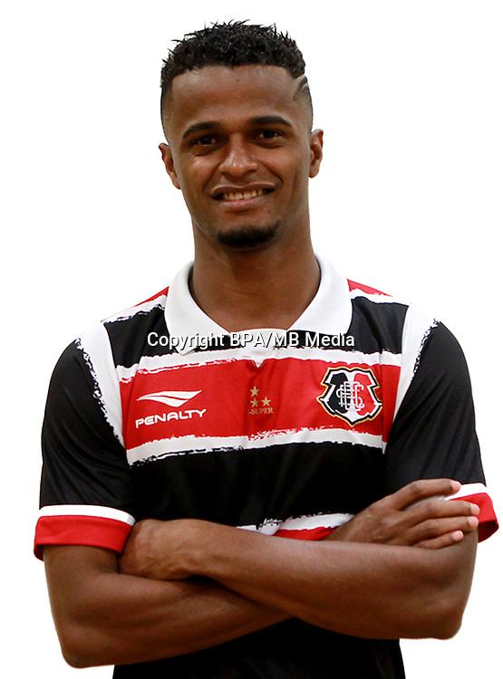 Brazilian Football League Serie A / <br /> ( Santa Cruz Futebol Clube ) - <br /> Mario Sergio Gomes de Souza &quot; Mario Sergio &quot;