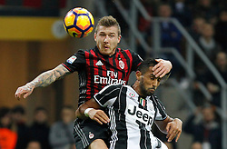 22.10.2016, Stadio Giuseppe Meazza, Mailand, ITA, Serie A, AC Milan vs Juventus Turin, 9. Runde, im Bild Kucka Benatia // Kucka Benatia during the Italian Serie A 9th round match between AC Milan and Juventus Turin at the Stadio Giuseppe Meazza in Mailand, Italy on 2016/10/22. EXPA Pictures © 2016, PhotoCredit: EXPA/ laPresse/ Spada<br /> <br /> *****ATTENTION - for AUT, SUI, CRO, SLO only*****