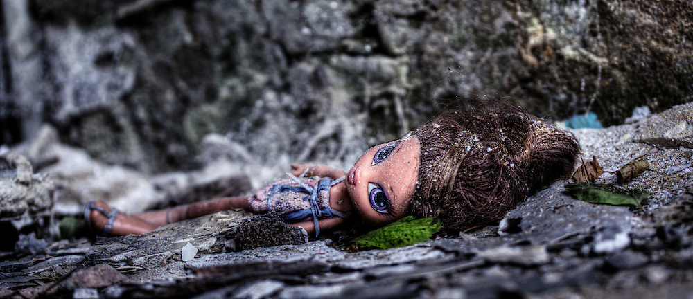 Abandoned Doll at Manorhouse T