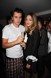 FEARNE COTTON and her fiance JESSE JENKINS at a party hosted by Links of London in celebration of Cat DeeleyÕs role as global brand ambassador of Links of London and to launch the AW10 campaign held at The Club at The Ivy (The Loft), 9 West Street, WC2 on 16th September 2010.<br /> FEARNE COTTON and her fiance JESSE JENKINS at a party hosted by Links of London in celebration of Cat Deeley's role as global brand ambassador of Links of London and to launch the AW10 campaign held at The Club at The Ivy (The Loft), 9 West Street, WC2 on 16th September 2010.