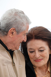 'Les Plus Belles Annees d'une Vie' photocall during the 72nd annual Cannes Film Festival on May 18th 2019 in Canes, France. CAP/GOL ©GOL/Capital Pictures. 19 May 2019 Pictured: Claude Lelouch and Anouk Aimee. Photo credit: GOL/Capital Pictures / MEGA TheMegaAgency.com +1 888 505 6342