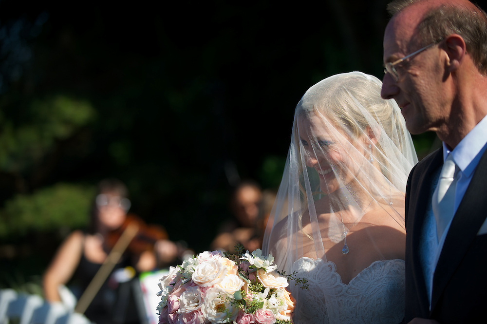 Alison Epsom and Brian Jolly - Wedding Day