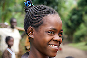 Africa, Ethiopia, Omo region, Ari Tribe village