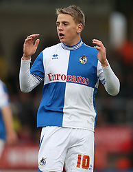 Bristol Rovers' Eliot Richards- Photo mandatory by-line: Matt Bunn/JMP - Tel: Mobile: 07966 386802 23/11/2013 - SPORT - Football - Burton - Pirelli Stadium - Burton Albion v Bristol Rovers - Sky Bet League Two