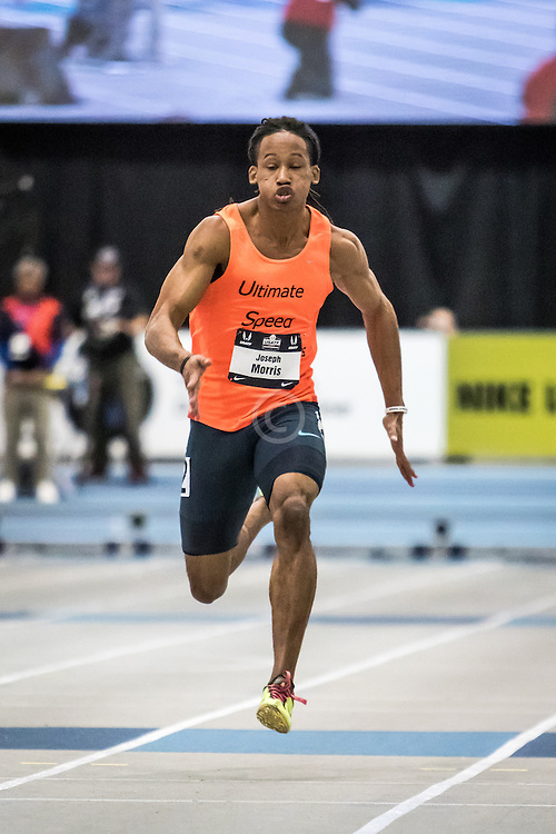 USATF Indoor Track & Field Championships: Men's 60, Joe Morris