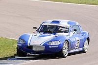 2008 Ginetta Junior Championship,.Rockingham, Northamptonshire, UK. 12th-13th April 2008..(55) - Josh Hill - TollBar Racing.World Copyright: Peter Taylor/PSP