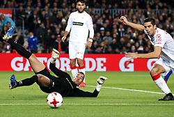 November 29, 2017 - Barcelona, Catalonia, Spain - Alejandro Santome during the Copa del Rey match between FC Barcelona v Real Murcia CF,i n Barcelona, on November 29, 2017. (Credit Image: © Joan Valls/NurPhoto via ZUMA Press)