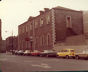 Old Dublin Amature Photos October 1983 WITH, Bolton St, Salvation Army Hostel, Halston St, Parnell St, lane, Fire Station, Fitzgibbon St, Lord Edward St, Cinema Thomas St, Tailors Hall, Crhistchurch, Vicarage, Car, cortina, renault 4, Jaguar, Ritmo, Renault 5,