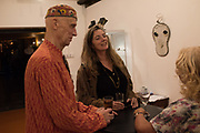 ANDREW LOGAN, WILMA JOHNSON, Andrew Logan Alternative Miss World Exhibition, Stash Gallery, Vouto Ree Nees club , London, 5 October 2018