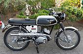 Yamaha YAS1C 1968 Restoration