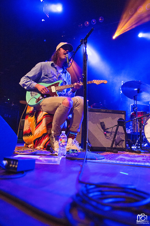 Rayland Baxter opens for Grace Potter and the Nocturnals at the House of Blues in Dallas on November 10, 2012.  (Stan Olszewski/The Dallas Morning News)