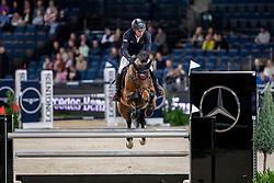 Dreher Hans-Dieter, GER, Berlinda<br /> Stuttgart - German Masters 2018<br /> © Hippo Foto - Stefan Lafrentz