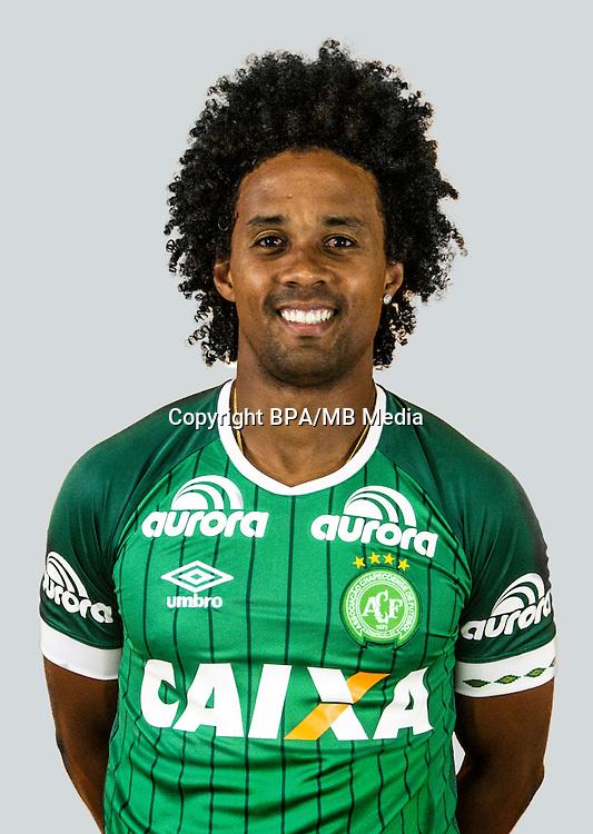 Brazilian Football League Serie A / <br /> ( Associacao Chapecoense de Futebol ) - <br /> Everton Kempes dos Santos Goncalves  &quot; Kempes &quot;