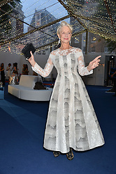 DAME HELEN MIRREN at the Glamour Women of The Year Awards in Association with Next held in Berkeley Square Gardens, Berkeley Square, London on 3rd June 2014.