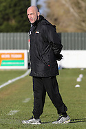 Lowestoft Town Director of Football Craig Fleming before the Conference North match at St. James Park, Brackley<br /> Picture by David Horn/Focus Images Ltd +44 7545 970036<br /> 24/01/2015