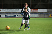 Jack Lambert of Dundee - Dundee v Hibernian, SPFL Under 20 Development League at Links Park, Montrose<br /> <br />  - &copy; David Young - www.davidyoungphoto.co.uk - email: davidyoungphoto@gmail.com