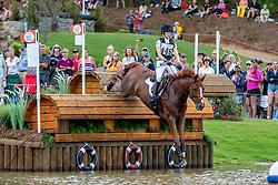 AUFFARTH Sandra (GER), Viamant du Matz<br /> Tryon - FEI World Equestrian Games™ 2018<br /> Vielseitigkeit Teilprüfung Gelände/Cross-Country Team- und Einzelwertung<br /> 15. September 2018<br /> © www.sportfotos-lafrentz.de/Dirk Caremans